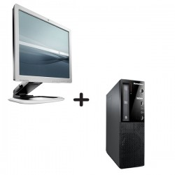 Combo Deal Dell 790 SFF + HP 20''