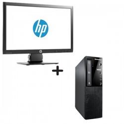 Combo Deal Lenovo e73 SFF + HP 20''